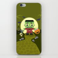 Frankie Goes To Hallowee… iPhone & iPod Skin