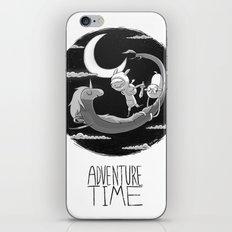 Adventure Time iPhone & iPod Skin