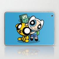 Adventure Puff Buds Laptop & iPad Skin