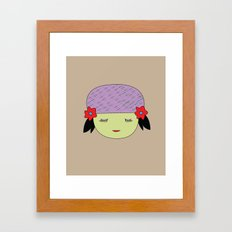 baby1 Framed Art Print