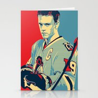 Towes One Goal Stationery Cards