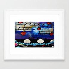 Berry Please Framed Art Print