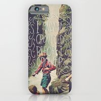 All Die Young iPhone 6 Slim Case
