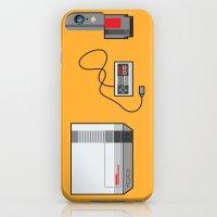 #38 Nintendo Entertainme… iPhone 6 Slim Case