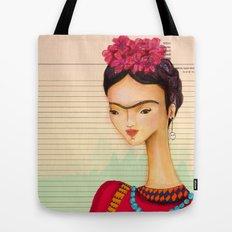 Icons / Frida Tote Bag