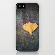 Ginkgo Leaf iPhone (5, 5s) Slim Case