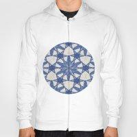 Delft snowflake Hoody