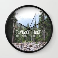 Explore More Wall Clock
