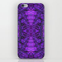 Violet Void iPhone & iPod Skin