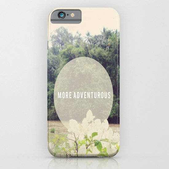 More Adventurous iPhone & iPod Case