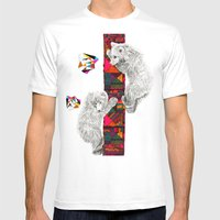 The Innocent Wilderness … Mens Fitted Tee White SMALL
