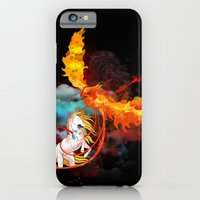 iPhone & iPod Case featuring EPIC BATTLE OF COLORS by KIMKONG
