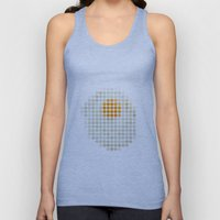 and egg. Unisex Tank Top
