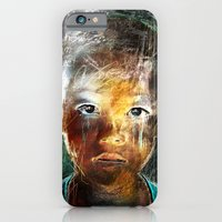 iPhone & iPod Case featuring A Boy by Andre Villanueva