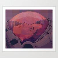 AF110884 Art Print