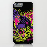 iPhone & iPod Case featuring Skull 1.0 by HanYong