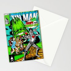 the Tenacious Tinman (COVER VARIANT) Stationery Cards