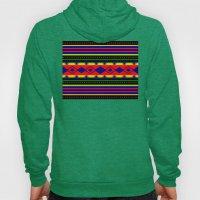 Aztec Summer Hoody