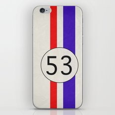 Herbie - Minimalist Post… iPhone & iPod Skin