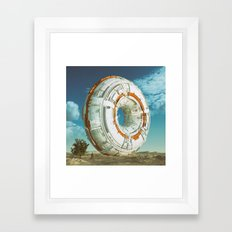 TORTOR2 (everyday 07.19.16) Framed Art Print