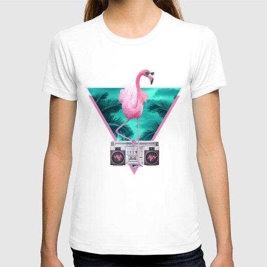 Miami Flamingo T-shirt