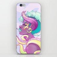 Monique (Tenta-Lolli 3) iPhone & iPod Skin