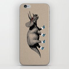 Triceratops iPhone & iPod Skin