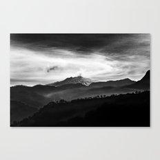 Hephaestos Valley Canvas Print