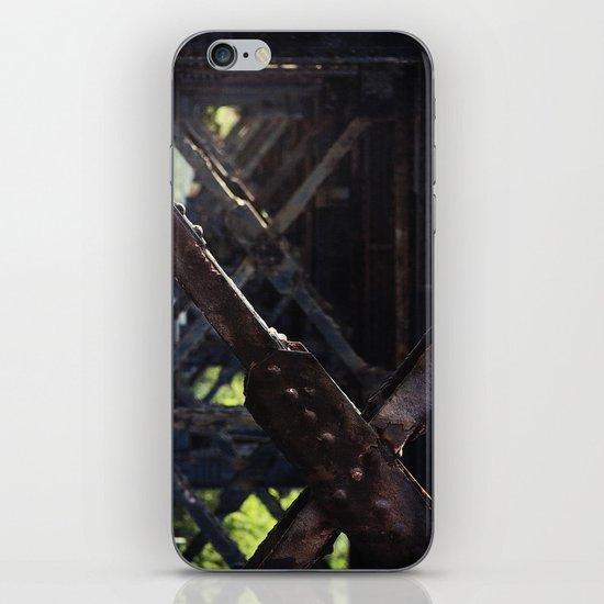 Test of Time iPhone & iPod Skin