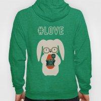 Hipster #LOVE Hoody
