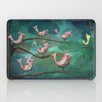 Birds of a Feather iPad Case
