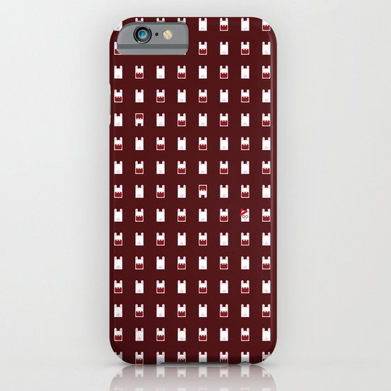 Famous Capsules - Raving Rabbids iPhone & iPod Case
