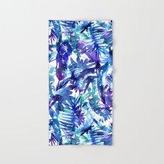 Vibe of the JUNGLE  {B-Blue} Hand & Bath Towel
