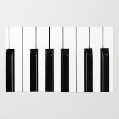 Piano Keys Rug