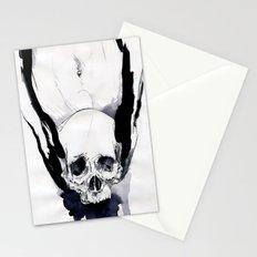DEATH COOCH Stationery Cards