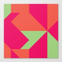sweet composition Canvas Print