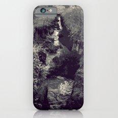 Began in darkness iPhone 6s Slim Case