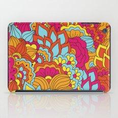 Shabby Flowers #19 iPad Case