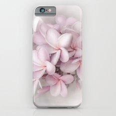 Plumeria love Slim Case iPhone 6s