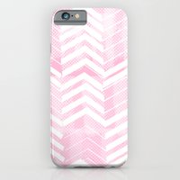Pretty in Pink Chevron iPhone 6 Slim Case