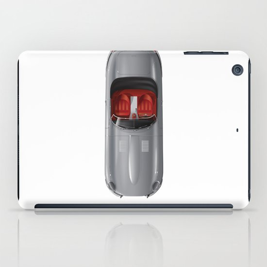 Classic Series N.º1, Jaguar E iPad Case