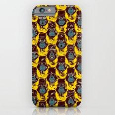 Gorillas & Bananas Slim Case iPhone 6s