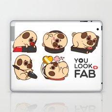 You Look Fab! -Puglie Laptop & iPad Skin