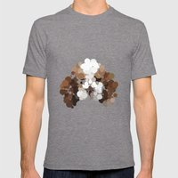 american cocker spaniel Mens Fitted Tee Tri-Grey SMALL