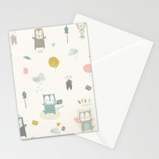Funny Bears Stationery Cards