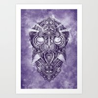Meditation II Art Print