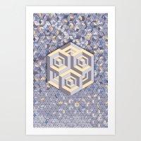 CBE Art Print