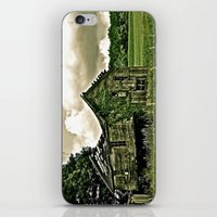 Better Days Gone By iPhone & iPod Skin