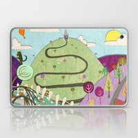 Summer's Day Laptop & iPad Skin