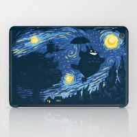 A Night for Spirits iPad Case